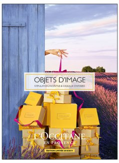 Catalogue L'Occitane En Provence 2018-2019